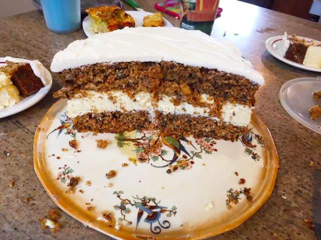 cake  at our Minnesota B&B