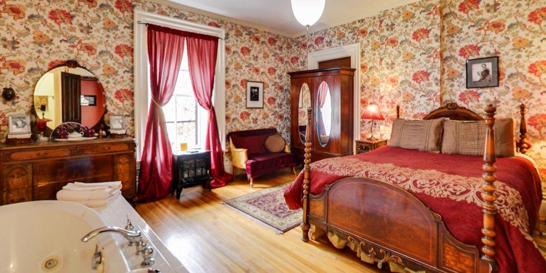 Gypsy Guest Room