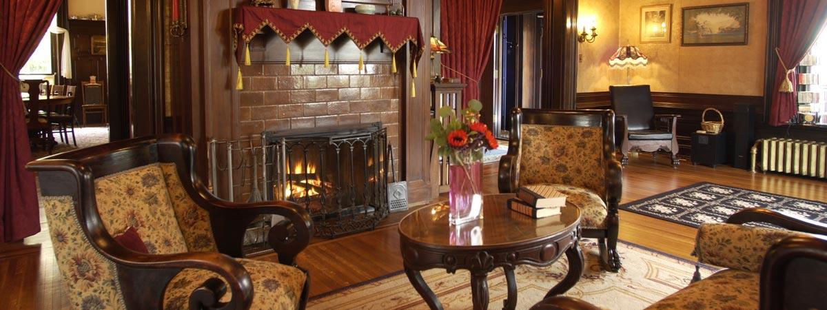 Living Room at Moondance Inn