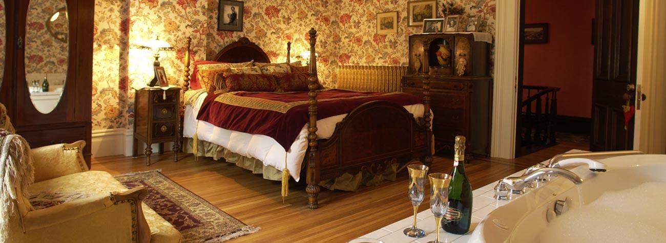 room at Moondance Inn